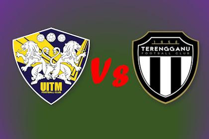 Live Stream UiTM FC vs Terengganu FC II #Liga Premier Malaysia 2019