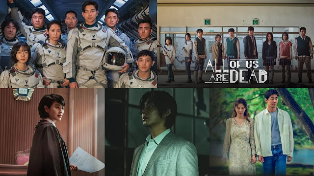 延續《魷魚遊戲》熱潮,Netflix原創韓劇接續上檔,孔劉《寂靜的大海》劉亞仁《地獄公使》金憓秀《少年審判》新喪屍驚悚劇《現在我們學校》