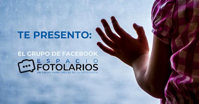 Grupo de Facebook 'Espacio Fotolarios'