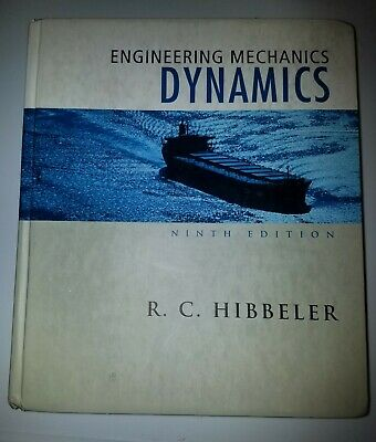 Mechanics Dynamics 9th by Hibbeler+solution