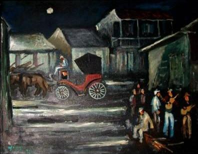 Noche bohemia, 1970