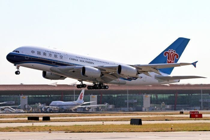 Donald Trump To Ban Chinese Airlines Flying Into US