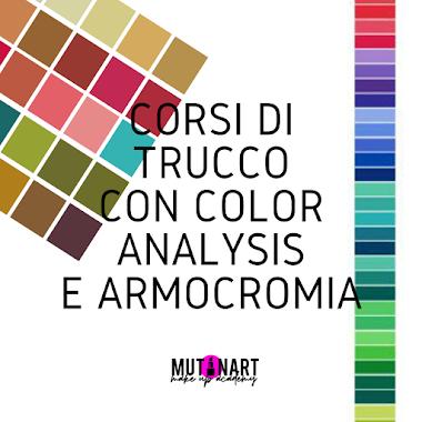 Corso di Colour Analysis e Armocromia per il Make Up