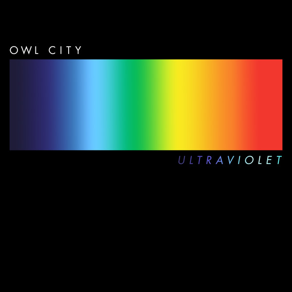Owl City - Ultraviolet - EP Cover