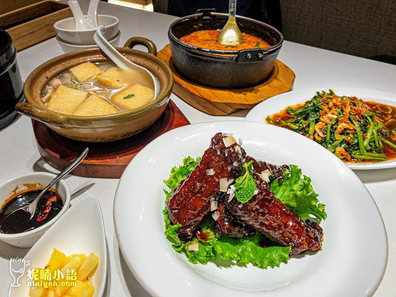 【微風南山美食】YABI KITCHEN 亞洲風味餐廳。不出國也吃懂東南亞特色菜