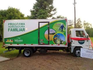 Andaraí, Barra da Estiva e Mucugê receberam veículos para agricultura familiar