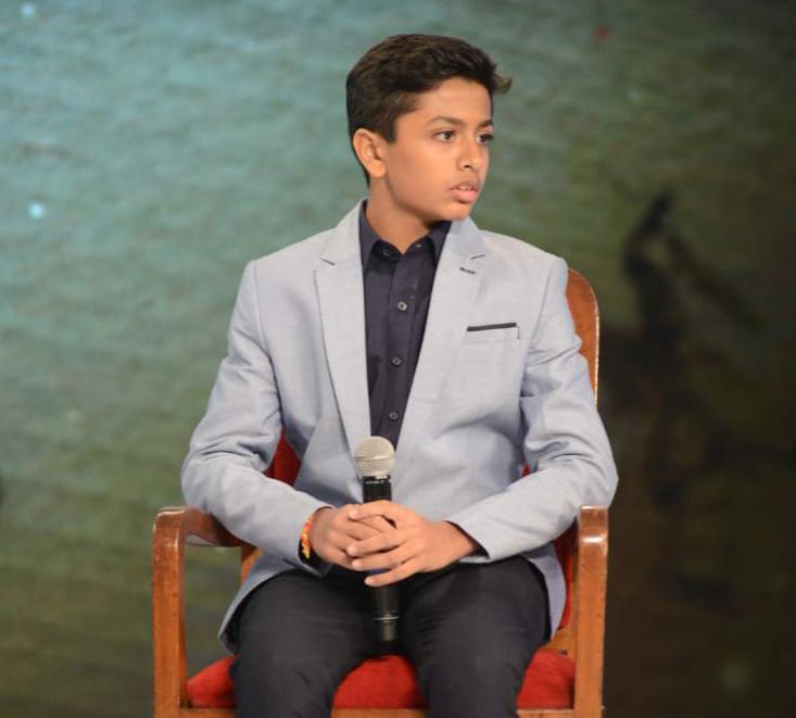13-Year Tilak Mehta, A True Entrepreneur.