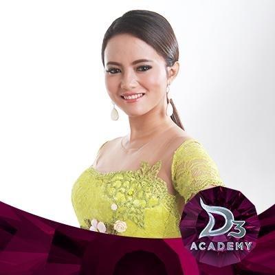foto sarah d3 academy asal tasikmalaya