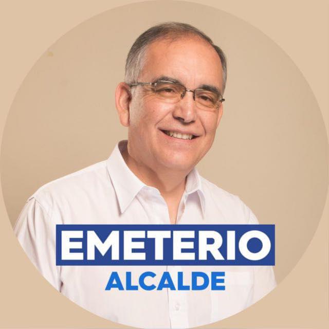 Emeterio Carrillo alcalde de Osorno