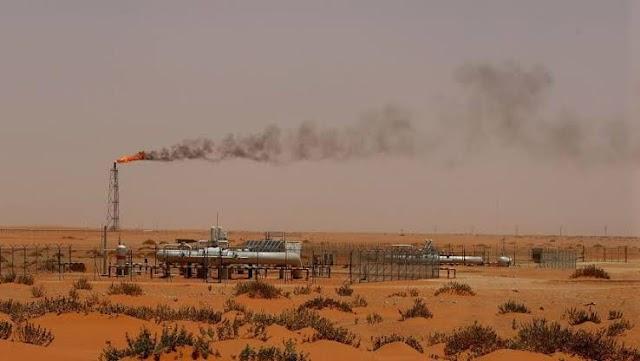 دنیا کی سب سے بڑی تیل کی تنصیبات پر حملہ
