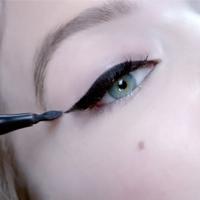 Kolay Eyeliner Nasıl Çekilir? (Videolu Anlatım)