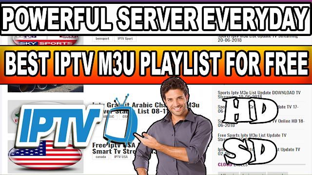 BEST IPTV M3U PLAYLIST FOR FREE links-iptv Website IPTV CHANNELS