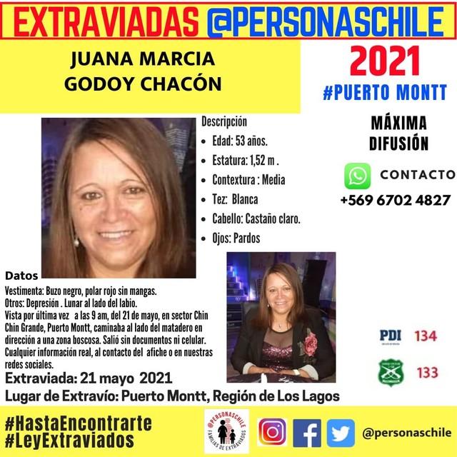 Juana Marcia Godoy Chacón