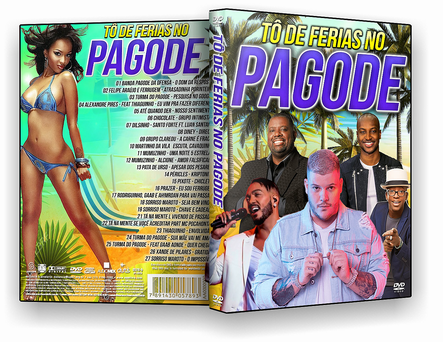 TÔ DE FERIAS NO PAGODE 2018 - ISO