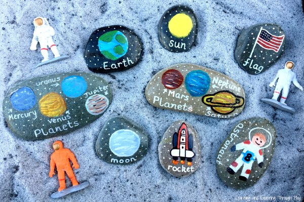 Spaces Themes Activities for Kids. Moon Activities for Kids. Space Week.