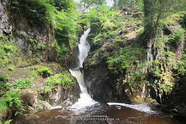 Aira Force, ullswater, aira force, lake district, walk, photos, route, short, best view, hike