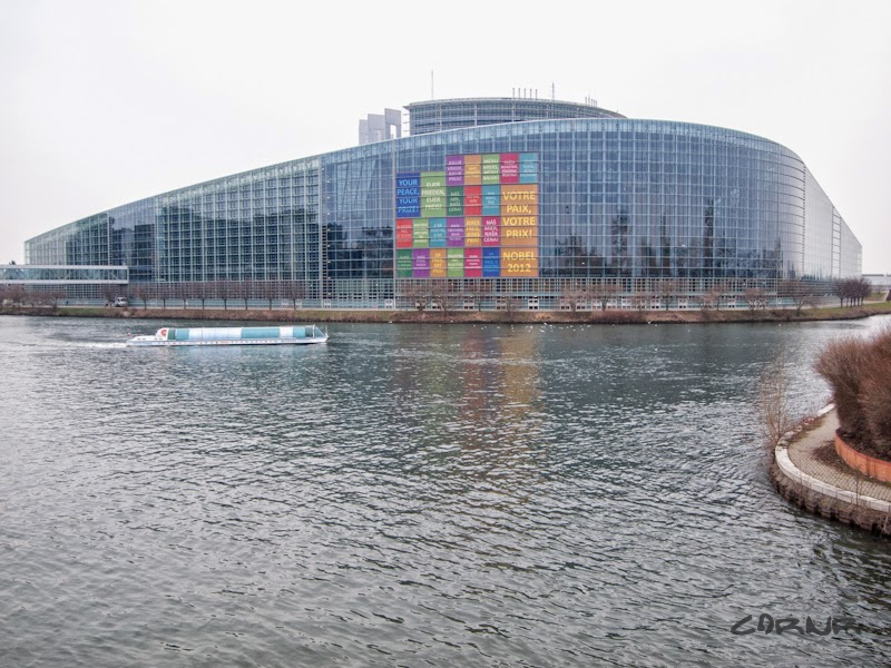 Sediul Parlamentului European