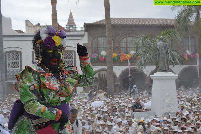Los Indianos convierten a Santa Cruz de La Palma en corazón del Carnaval en Canarias
