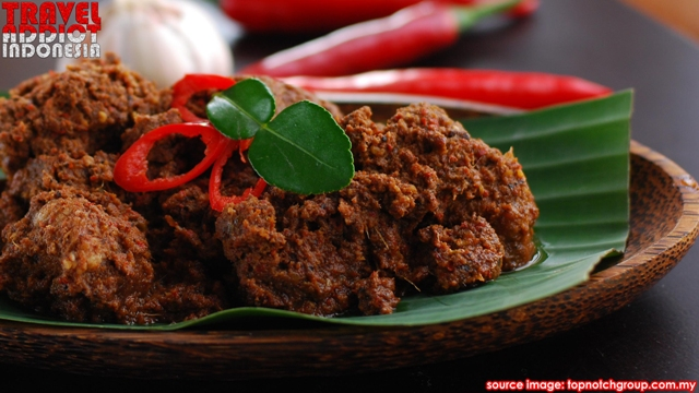 Rendang west Sumatra, the most delicious food in the world, Padang Restaurants, Minang people, Recipe for Making Rendang, Rendang is already available throughout Indonesia
