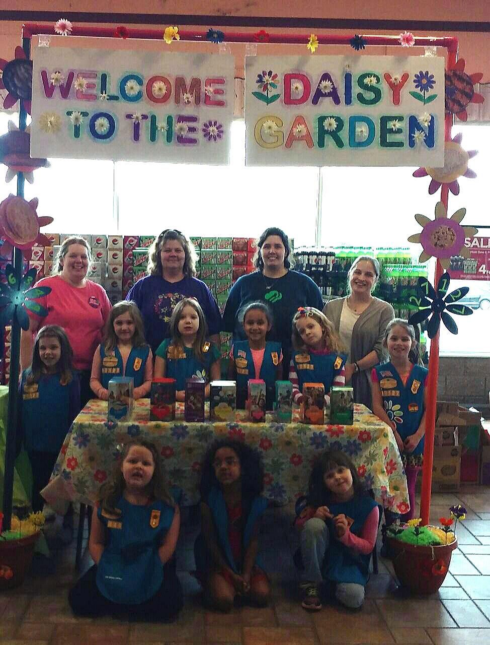 girl scouts western pennsylvania bling your booth 2016