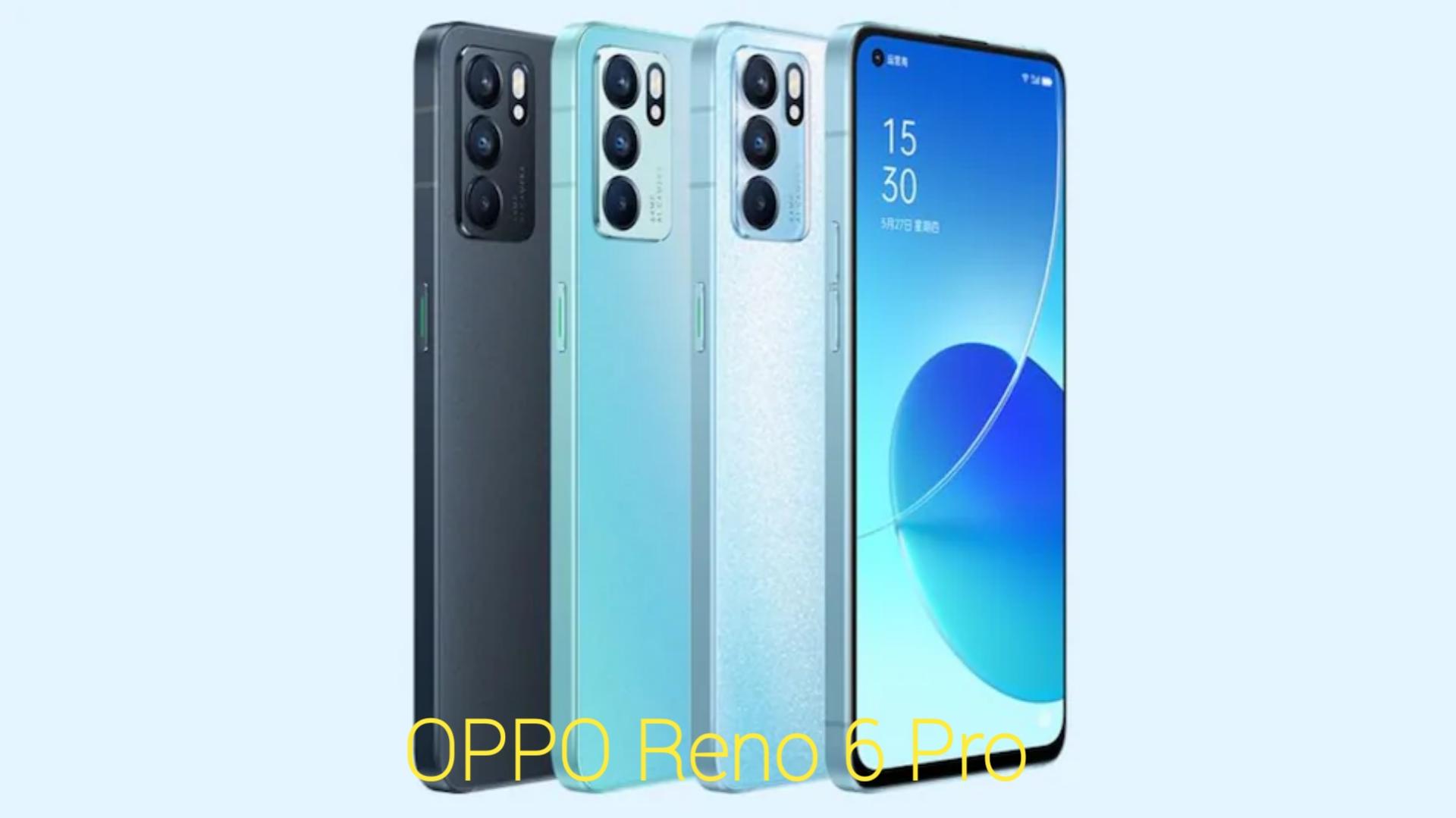 فيما يلي سنشرح لكم مواصفات وسعر هاتف اوبو رينو 6 برو Oppo Reno 6 Pro