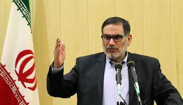 Said Ali Shamkhani, secretary-general of the Supreme National Security Council