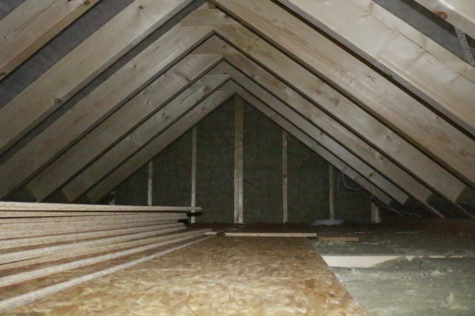 Dachboden Fußboden Dämmen ~ Dachboden ausbauen boden dämmen schallschutz schallschutz