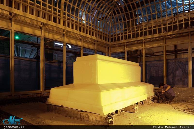 Menengok Kemegahan Kuburan Khumaini, Kuburan Termahal Sedunia