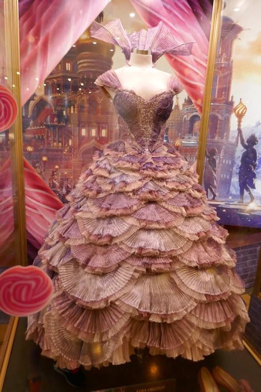 Nutcracker Four Realms Sugar Plum Fairy gown