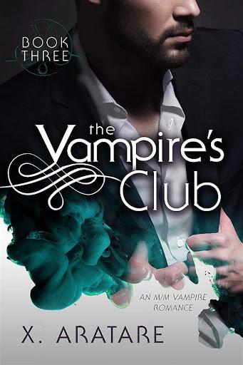 Book three   The vampire's club #3   X. Aratare