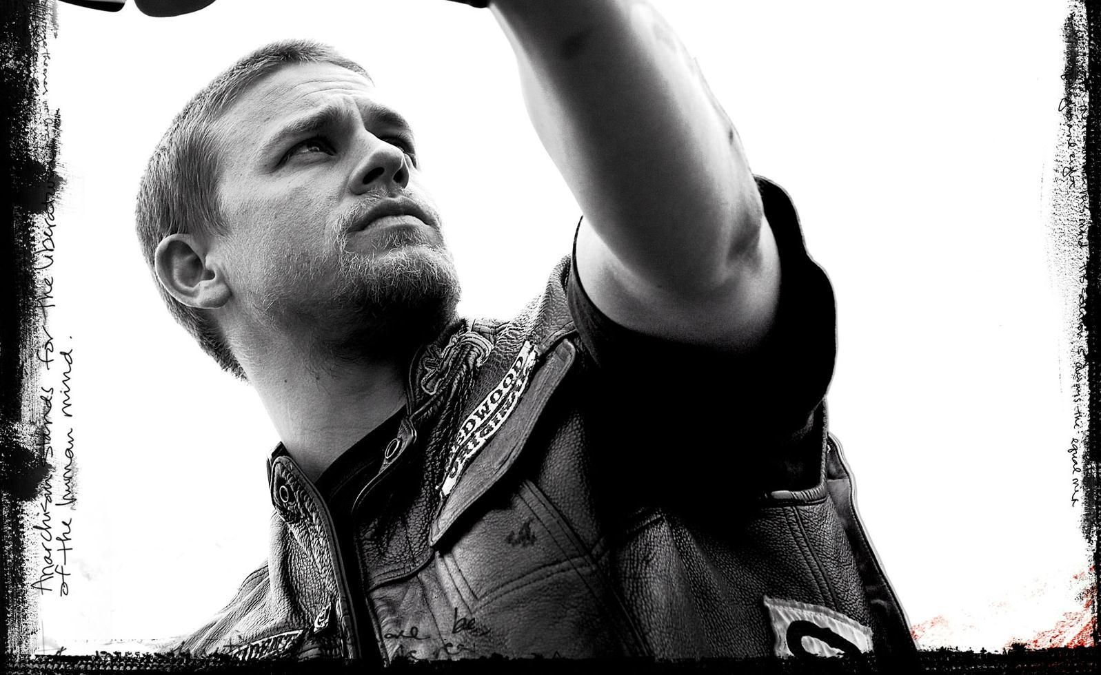 Charlie Hunnam Soa: Biker Blog: Season 5 Sneak Peek