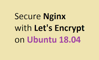 How To Secure Apache with Let's Encrypt on Ubuntu 17 10