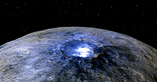 Big News! Organic Materials Has Been Discovered On The Surface Of Dwarf-Planet Ceres