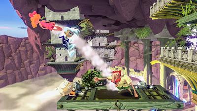 Nickelodeon All Star Brawl Game Screenshot 3