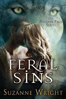 Feral Sins by Suzanne Wright