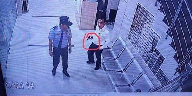 Phó chủ tịch Tập đoàn Đèo Cả rút súng giả dọa giết người chụi hình phạt gì?