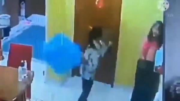 Viral Video ART Bengis Aniaya Majikan Lansia di Cengkareng Jakbar