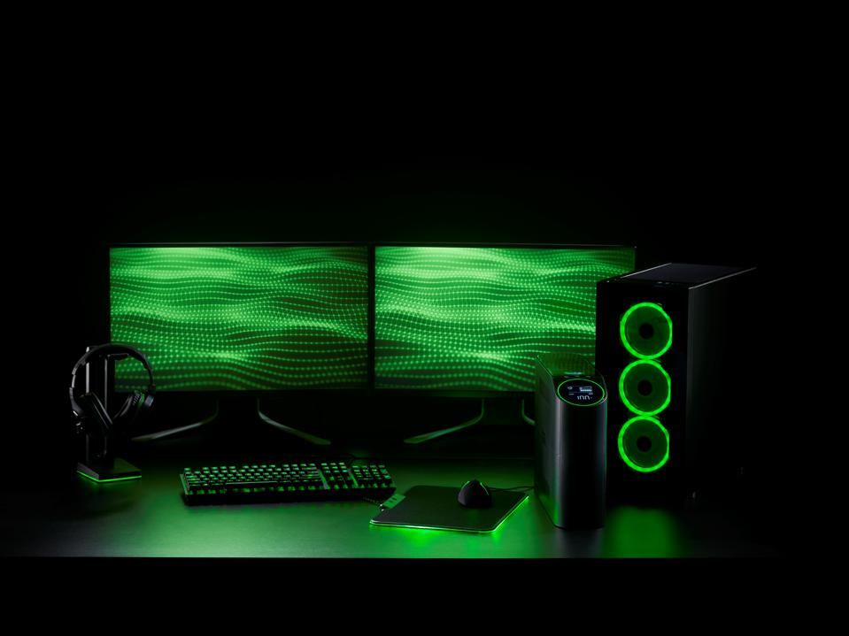 Schneider Electric Launches World's First Uninterruptible Power Supply  — The APC Back-UPS Pro Gaming UPS