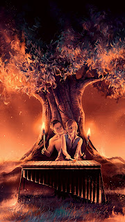 Romance Tree Mobile HD Wallpaper