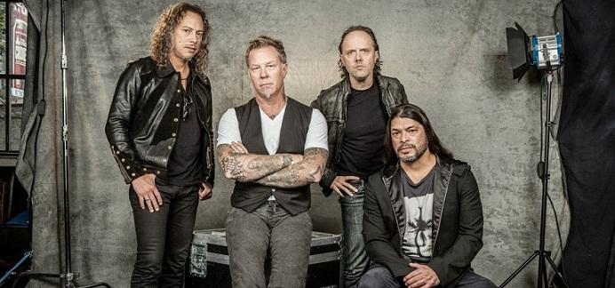 Kisah Lars Ulrich dan James Hetfield Mendirikan Metallica
