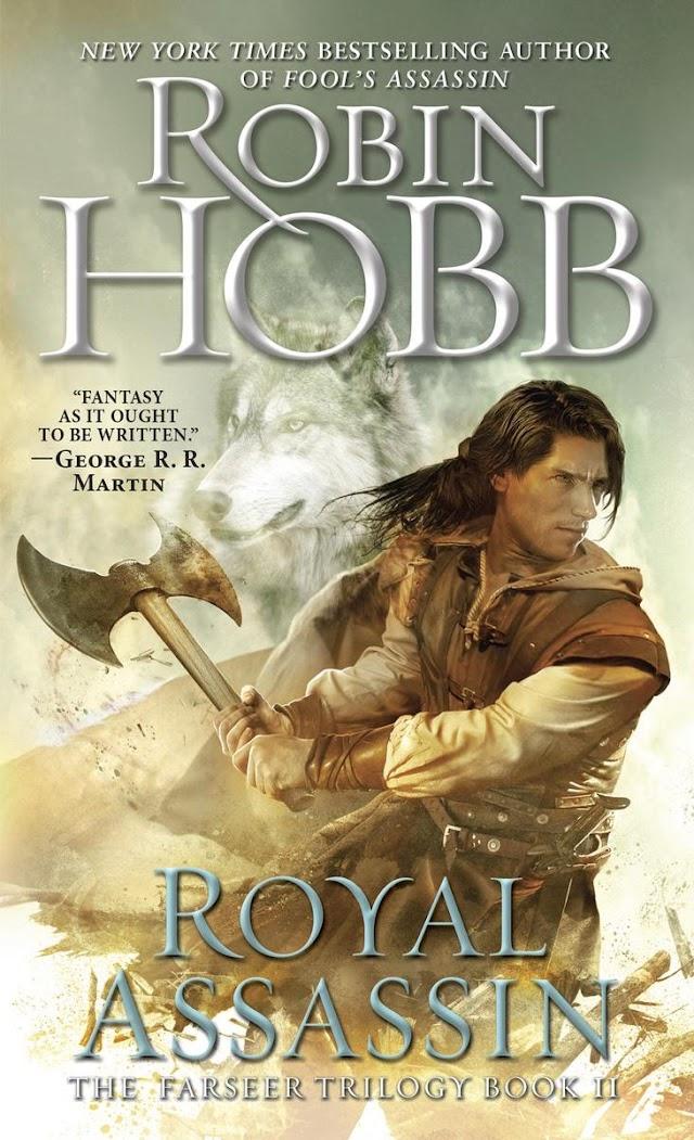 Robin Hobb - A király orgyilkosa