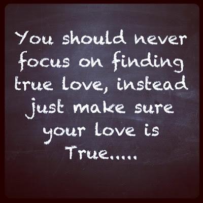 True love will find you lyrics