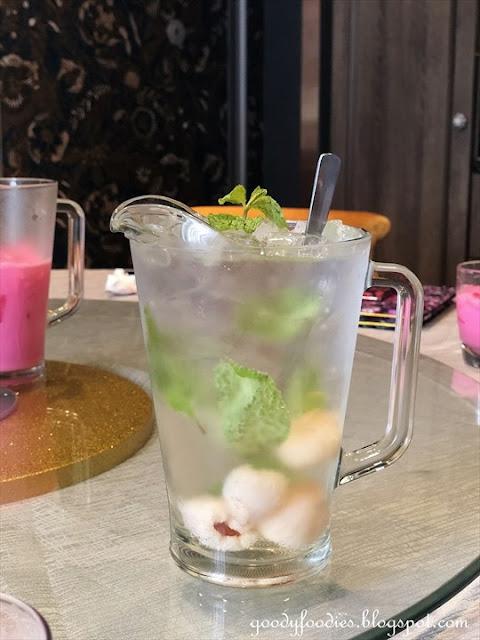 De.Wan 1958 by Chef Wan - mint lychee soda