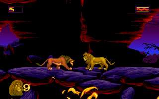 Lion King Game For PC