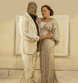 I will rather share my husband than lose him to a side chic – Sir Shina Peter's wife
