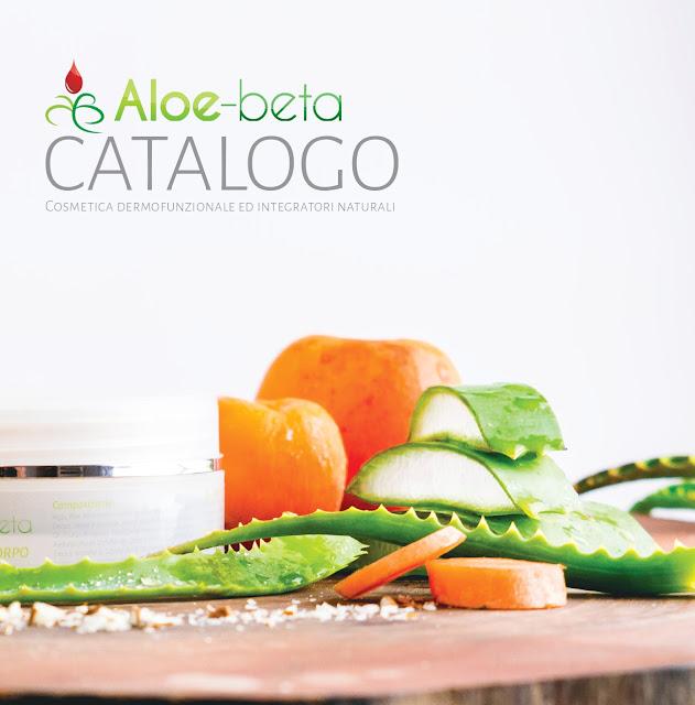 Catalogo prodotti Aloe-Beta con Aloe Arborescens