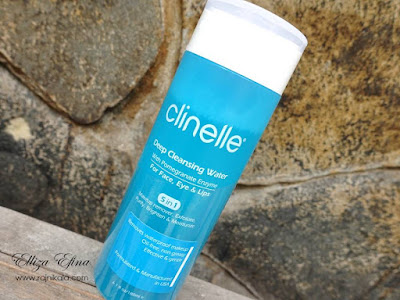 clinelle makeup remover