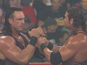 WCW Bash at the Beach - Kronik faced Shawn Stasiak and Chuck Palumbo