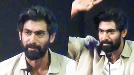 """Ind-Pak is the biggest commercial element"" – Rana Daggubati | Ghazi Attack Press Meet"