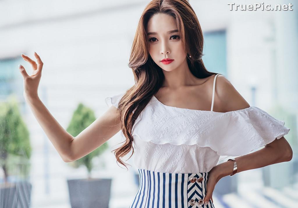 Image Korean Beautiful Model – Park Soo Yeon – Fashion Photography #2 - TruePic.net - Picture-3